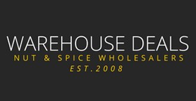 Warehouse Deals Nut & Spice Wholesalers
