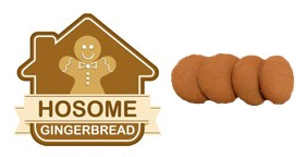 Hosome Gingerbread
