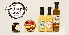 Alice Langton's Sauces