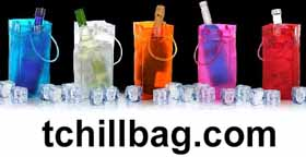 tchill Bag Ice Bucket