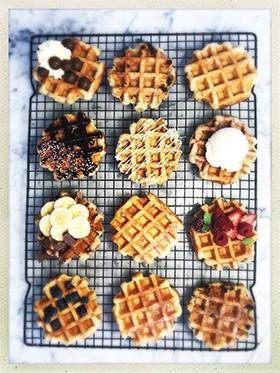 Petite Waffles - Belgian Waffles Supplier - Fine Food
