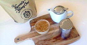 Harriet's Honey Chai - The Perfect Chai Latte