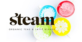 Steam Tea and Latte Blends