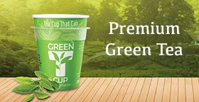 Green T Cup