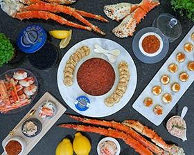 Alaskan Crab Co – King Crab, Caviar & Seafood - Fine Food